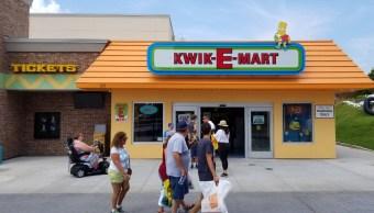 primer Kwik-E-Mart del mundo