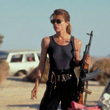 Así lucen las protagonistas de la nueva película de Terminator 6