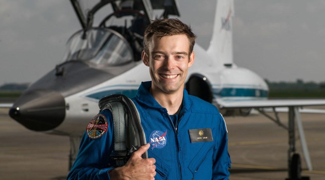 2017 NASA Astronaut Candidate - Robb Kulin. Photo Date: June 6, 2017.