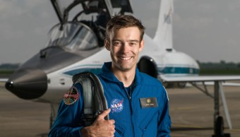 2017 NASA Astronaut Candidate - Robb Kulin. Photo Date: June 6, 2017.