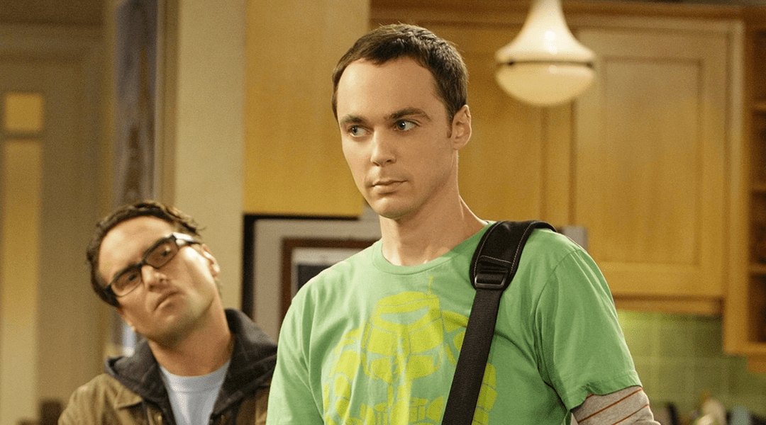 Sheldon Cooper, protagonista de The Big Bang Theory