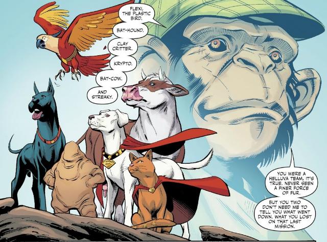 El escritor de LEGO Batman hará una película de las Súper Mascotas de DC