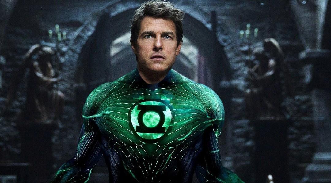 Tom Cruise podría ser Green Lantern