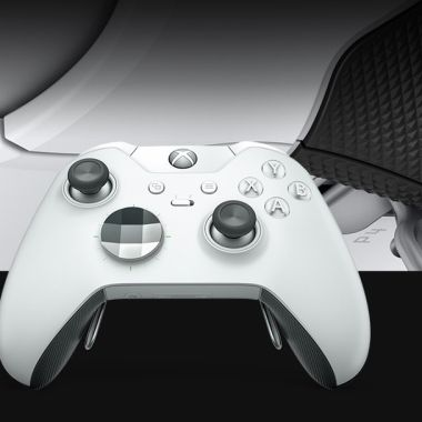 Xbox Elite Wireless Controller blanco