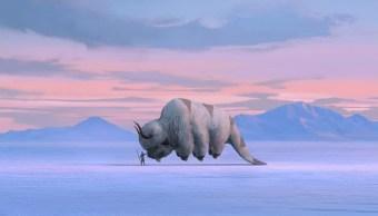 Arte conceptual de Avatar The Last Airbender