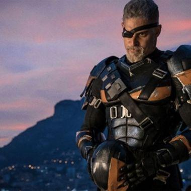 Joe Manganiello como Deathstroke, villano de DC