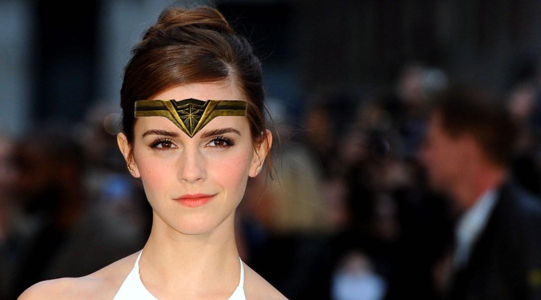 Emma Wonder Woman