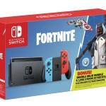 Nintendo lanzará edición especial de la Swtich de Fortnite