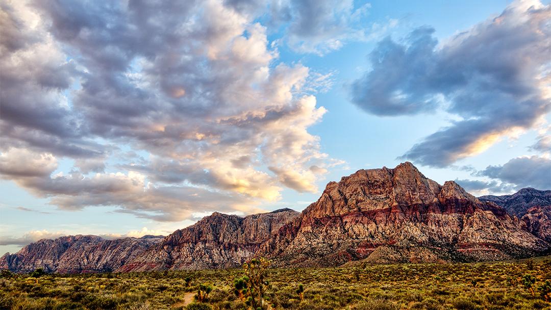 Mojave, en el Estado de Nevada