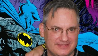 El dibujante de DC Comics Norm Breyfogle