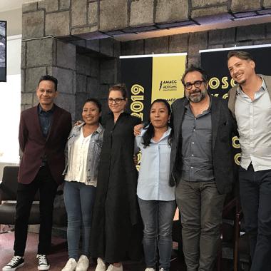 Roma fue elegida para representar a México en Oscar y Goya