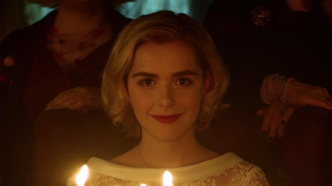 El primer teaser de Sabrina nos muestra al diablo