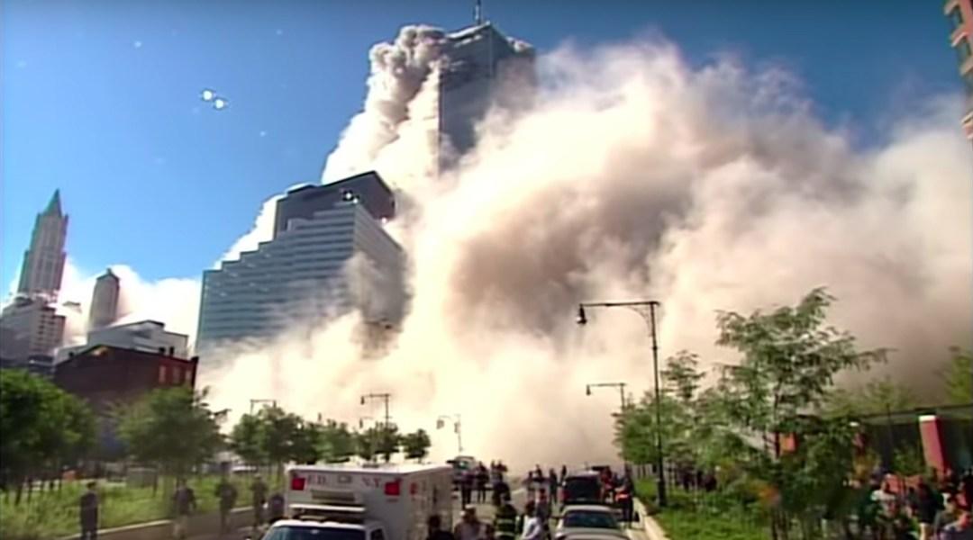 Restauran video del 11 de septiembre en HD