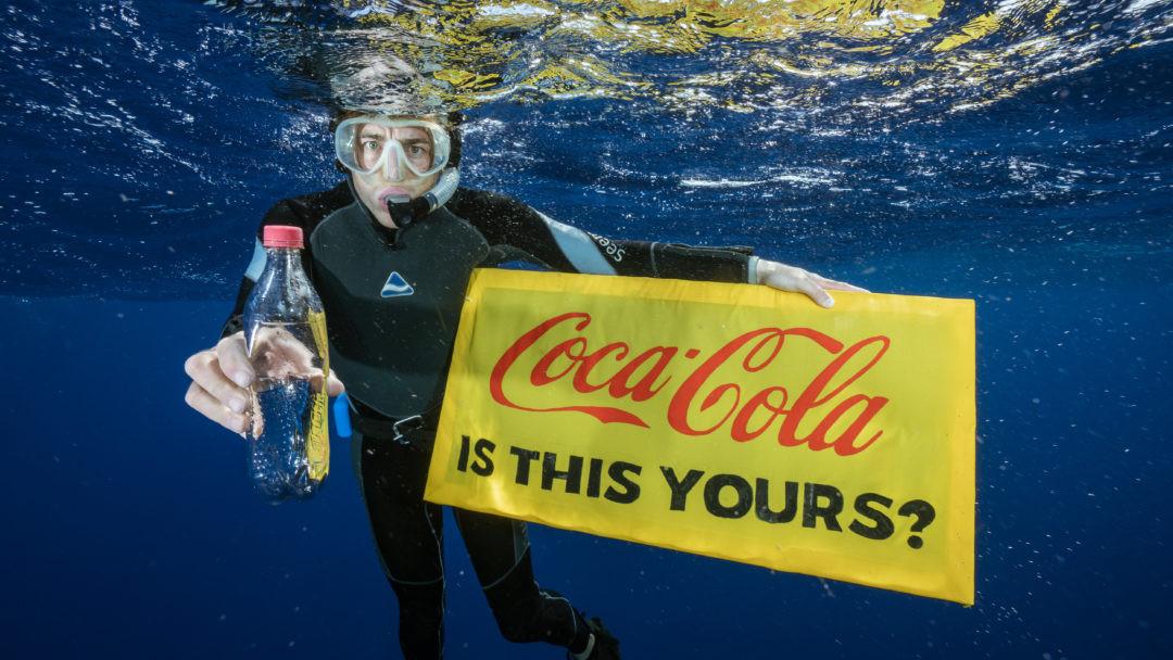 Coca-Cola y PepsiCo las empresas que más contaminan