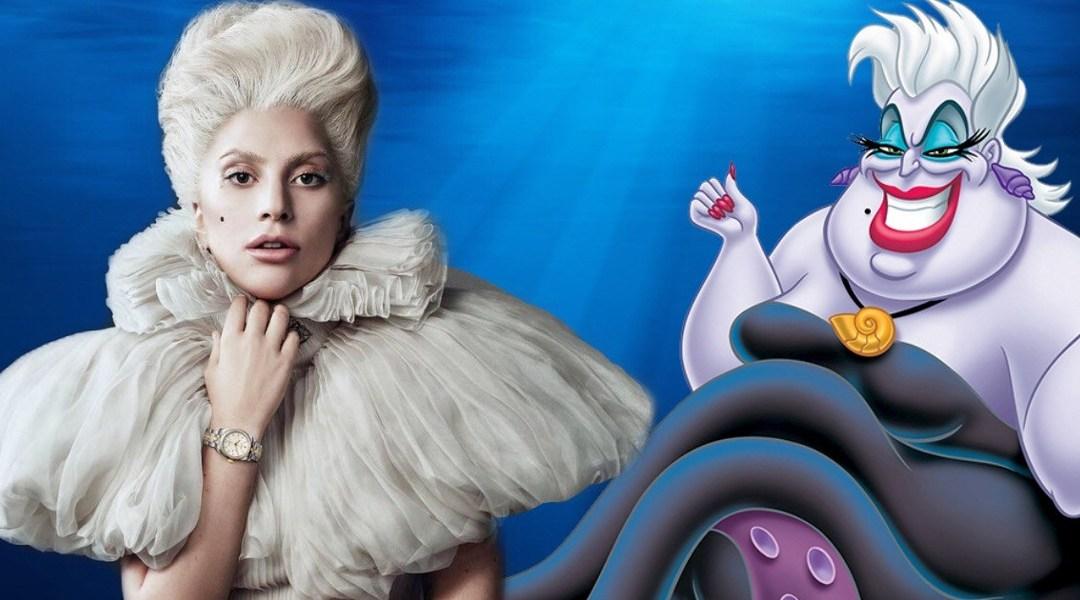 Lady Gaga podría ser Ursula