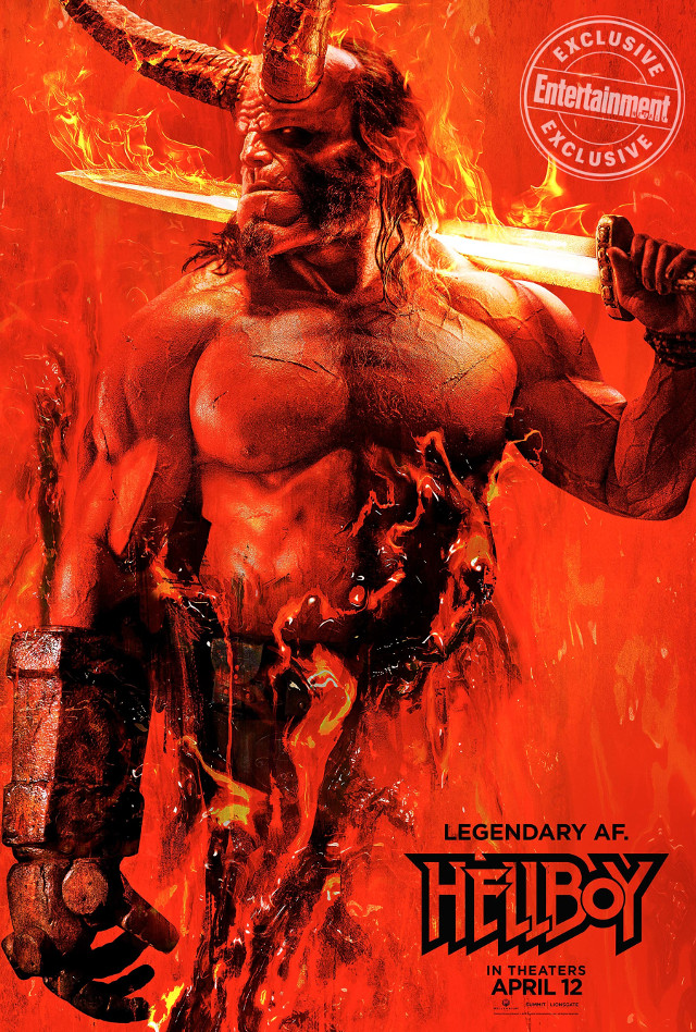 Hellboy: Rise of the Blood Queen (Summit Entertainment)