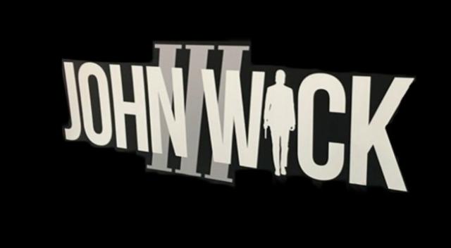 Filtran posible logo de John Wick 3