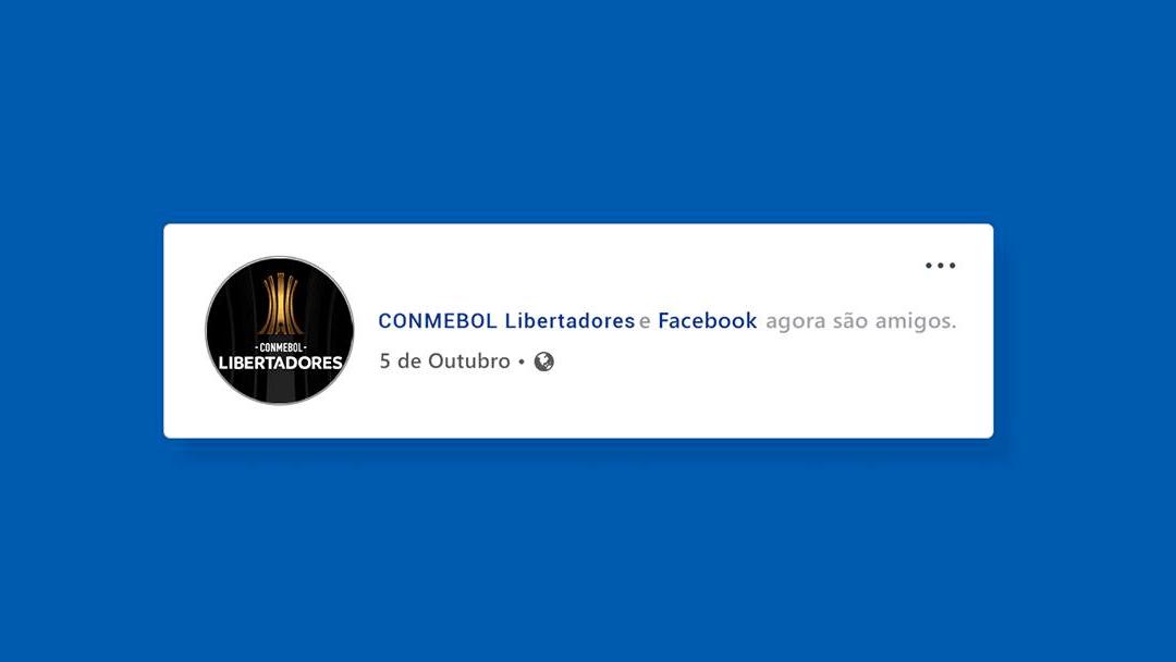 La Copa Libertadores se transmitirá en Facebook