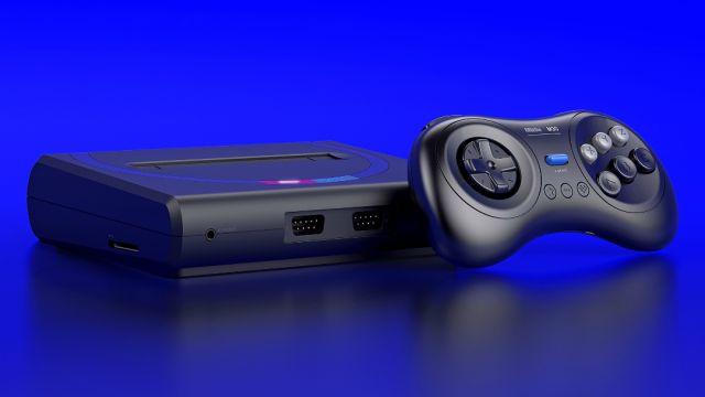 Mega Sg: la consola retro para los adoradores de Sega