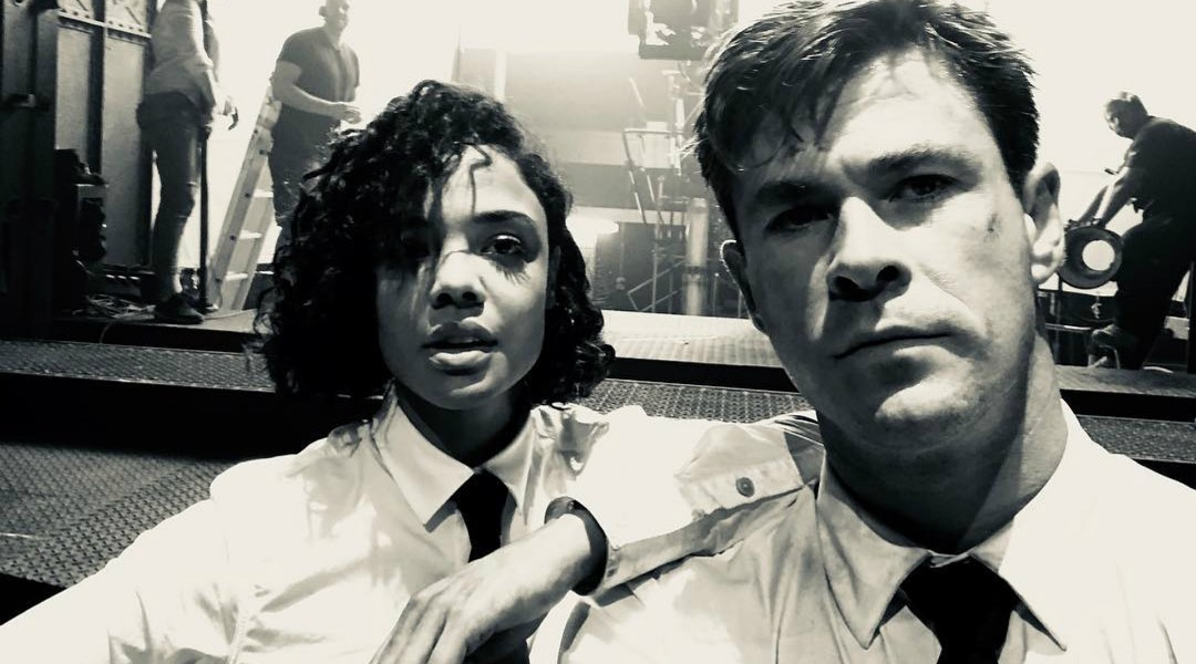 Tessa Thompson publica foto de Men in Black en Instagram