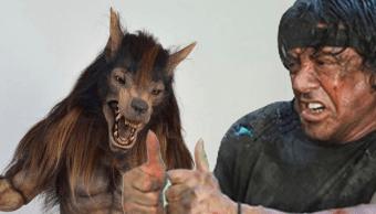 Rambo contra el Lobo de BUAP