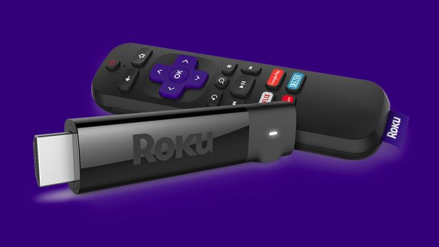 Un dispositivo de Streaming marca Roku