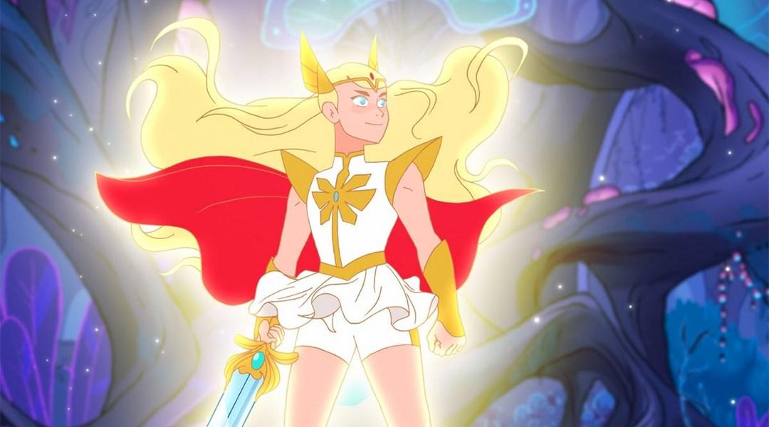 El remake de She-Ra, animación de Netflix