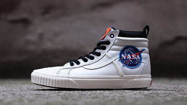 Vans y NASA lanzan colección y la vas a querer comprar. – Rombo Digital 6a80b3d6703