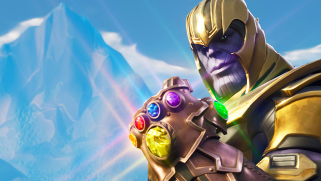 Thanos Fortnite