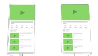 Android será capaz de soportar los teléfonos plegables