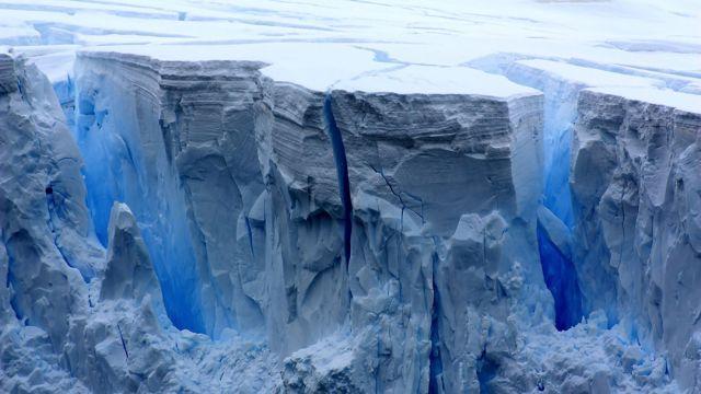 Encuentran restos de antiguos continentes en la Antártida