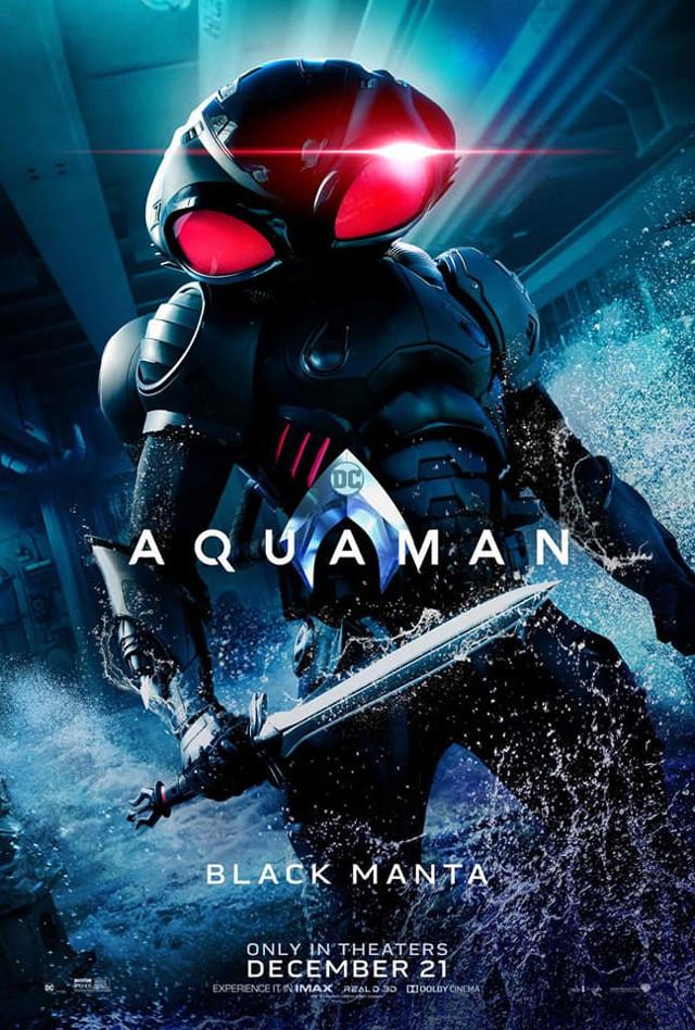 Aquaman_Black Manta