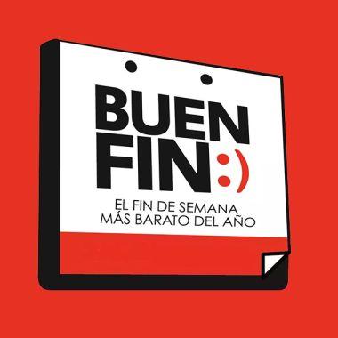 El logo corporativo de el Buen Fin