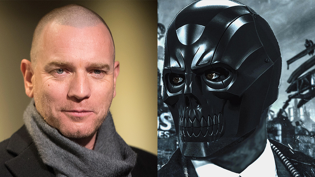 Birds of Prey: Ewan McGregor será Black Mask