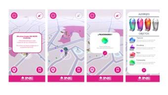 """INE Maps: el """"Pokémon Go"""" de alebrijes que te enseña a votar"""