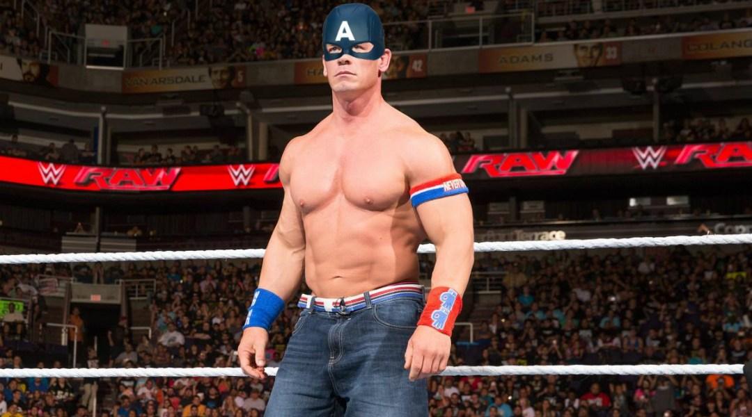¿John Cena podría ser el Capitán América en el nuevo MCU?
