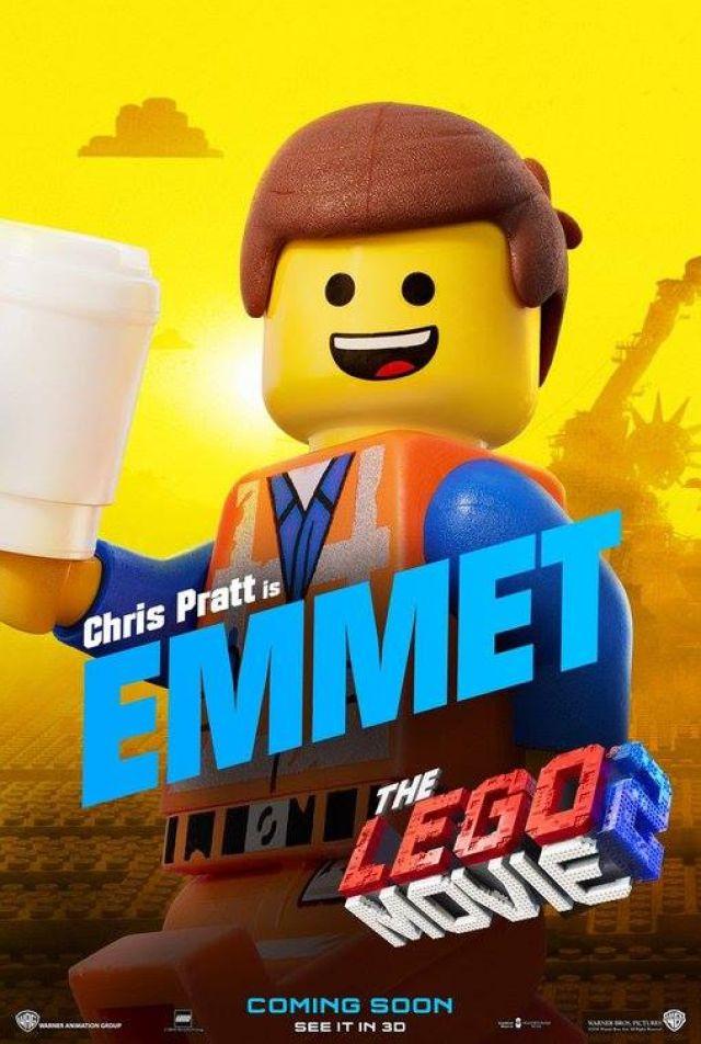 El nuevo tráiler de The Lego Movie 2 nos lleva al espacio ...
