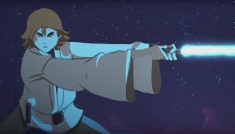 Imagen de Star Wars cortos animados