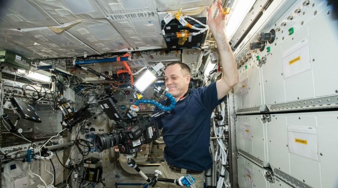 Primer video 8k de la NASA desde el espacio es increíble