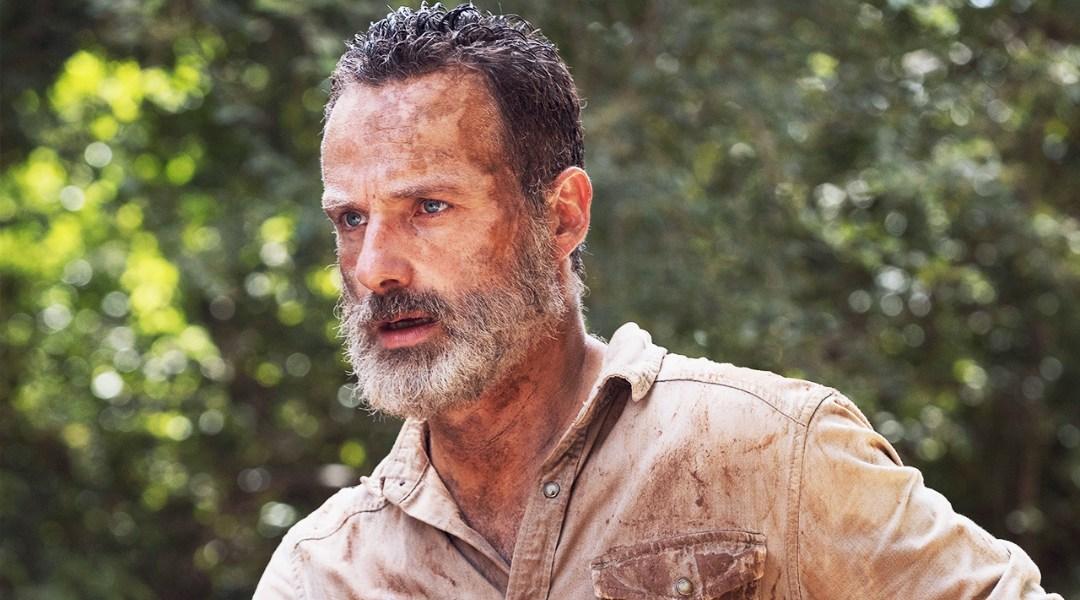 Rick salió de The Walking Dead pero tendrá tres películas