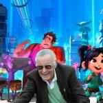 Revelan cameo de Stan Lee en WiFi Ralph
