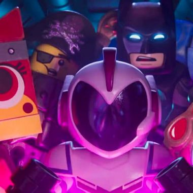 Escena de Lego Movie 2 Second part