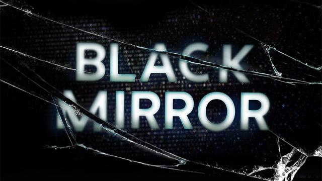 Logo de la serie Black Mirror