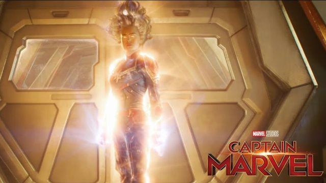 Capitana Marvel, Primera Reacciones