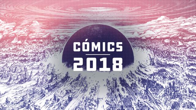 Una ilustración de Akira cómics del 2018