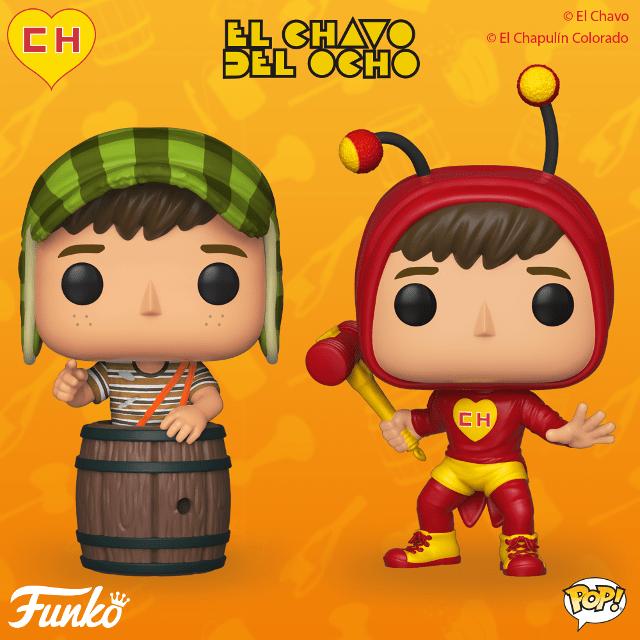 Funko Chavo Chapulin 2