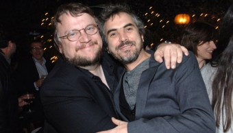 Guillermo del Toro and Alfonso Cuaron
