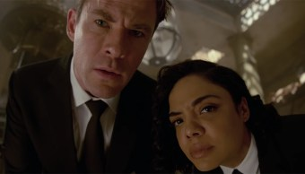 Primer tráiler oficial de Men in Black