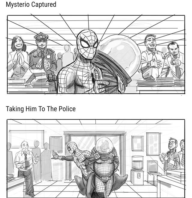 Lejos de casa tendrá primer tráiler el sábado — Spider-Man