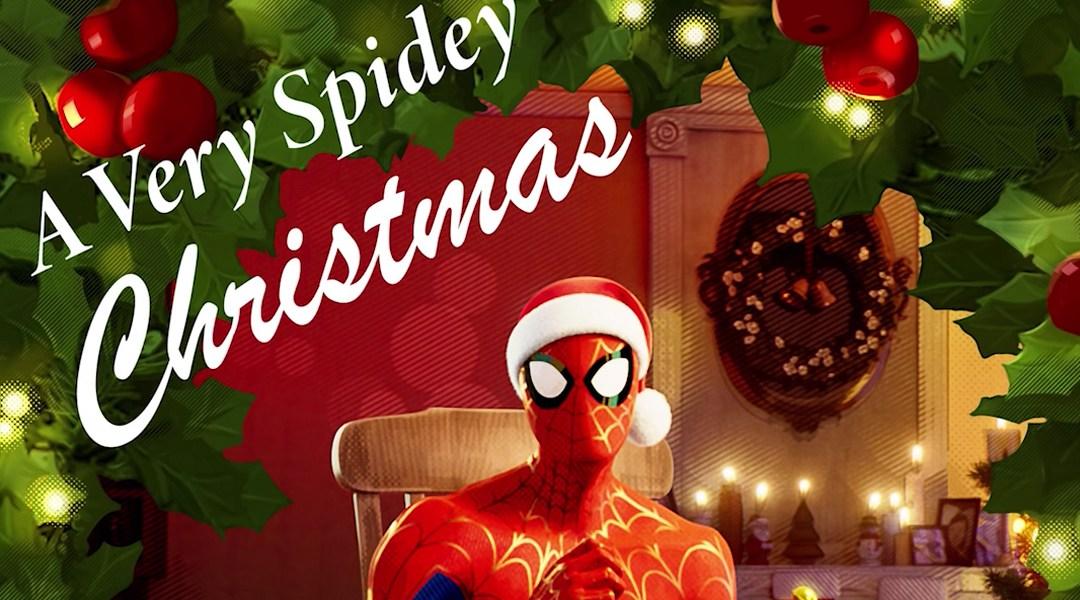 Spider-Man-Into-Spider-Verse-Disco-Navidad